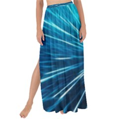 Background Structure Lines Maxi Chiffon Tie Up Sarong by Bejoart
