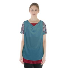 Holiday 2018 Skirt Hem Sports Top by TrueAwesome