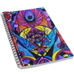 The Time Wielder - 5.5  x 8.5  Notebook New