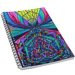 Coherence - 5.5  x 8.5  Notebook New