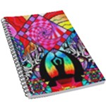 Meditation Aid - 5.5  x 8.5  Notebook New