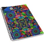 Out Of Body Activation Grid - 5.5  x 8.5  Notebook New