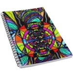 Planetary Vortex - 5.5  x 8.5  Notebook New