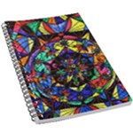 Reveal The Mystery - 5.5  x 8.5  Notebook New