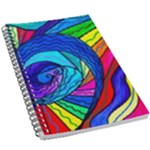 Centripetal - 5.5  x 8.5  Notebook New