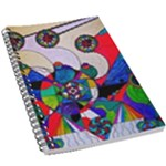 Aether - 5.5  x 8.5  Notebook New
