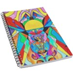 Arcturian Metamorphosis Grid - 5.5  x 8.5  Notebook New