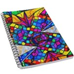 Elucidate Me - 5.5  x 8.5  Notebook New