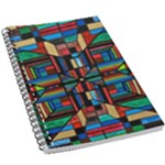 Organization - 5.5  x 8.5  Notebook New