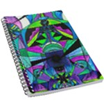 Arcturian Astral Travel Grid - 5.5  x 8.5  Notebook New