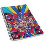 Origin Of The Soul - 5.5  x 8.5  Notebook New