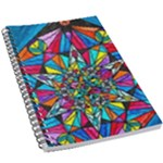 Namaste - 5.5  x 8.5  Notebook New