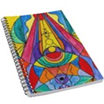 Arcturian Insight Grid - 5.5  x 8.5  Notebook New