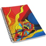 Exploration - 5.5  x 8.5  Notebook New