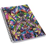 Human Ascension - 5.5  x 8.5  Notebook New