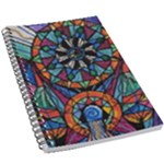 Moving  Beyond - 5.5  x 8.5  Notebook New