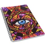 Confident Self Expression - 5.5  x 8.5  Notebook New