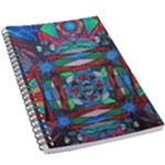Sense Of Security - 5.5  x 8.5  Notebook New