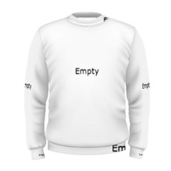 Superstitous 10ii Men s Sweatshirt