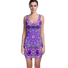 Art Abstract Background Bodycon Dress by Wegoenart