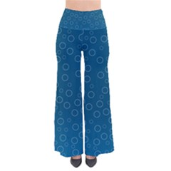 Cool Bubbles So Vintage Palazzo Pants by TimelessFashion