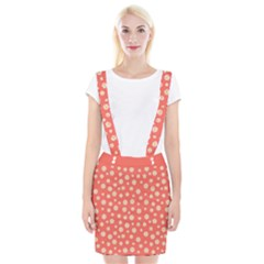Field Of Daisies Braces Suspender Skirt