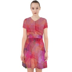 Abstract Background Texture Adorable In Chiffon Dress by Pakrebo