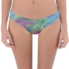 Paradise Reversible Hipster Bikini Bottoms by PurpleDuckyDesigns