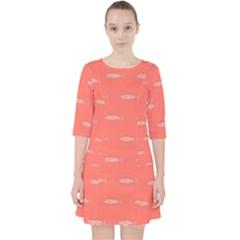 Its Fishy Pocket Dress