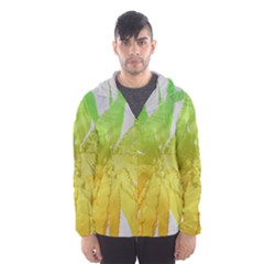 Abstract Background Tremble Render Hooded Windbreaker (men) by Mariart