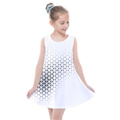 Geometric Abstraction Pattern Kids  Summer Dress by Mariart