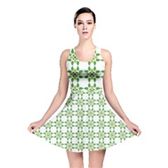 Flower Flourish Reversible Skater Dress