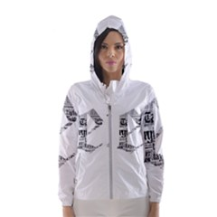 Taylor Swift Hooded Windbreaker (women) by taylorswift