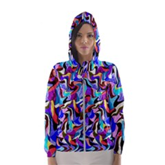Ml 31 Hooded Windbreaker (women) by ArtworkByPatrick