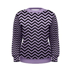 Chevron  Effect  Women s Sweatshirt by TimelessFashion