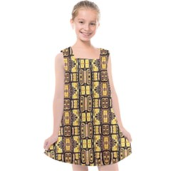 Ml 39 Kids  Cross Back Dress by ArtworkByPatrick