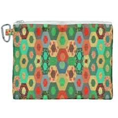 Ml 41 Canvas Cosmetic Bag (xxl) by ArtworkByPatrick