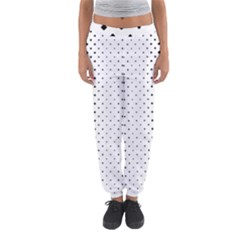 Square Rounded Background Women s Jogger Sweatpants