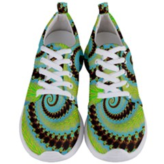 Fractal Julia Mandelbrot Art Men s Lightweight Sports Shoes
