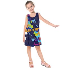 33sahara250 Kids  Sleeveless Dress