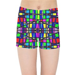 Ml 6 1 Kids  Sports Shorts by ArtworkByPatrick