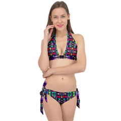 Ml 6 1 Tie It Up Bikini Set by ArtworkByPatrick