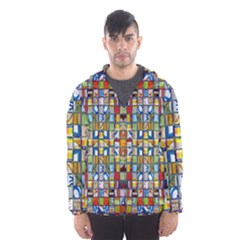 Ml-65 Hooded Windbreaker (men) by ArtworkByPatrick