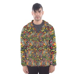 Ml-7-6 Hooded Windbreaker (men) by ArtworkByPatrick