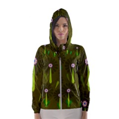 Zappwaits Hooded Windbreaker (women) by zappwaits