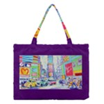Time Square  Medium Tote Bag