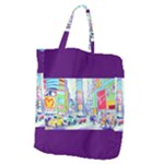 Time Square  Giant Grocery Tote