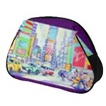 Time Square  Full Print Accessory Pouch (Small)