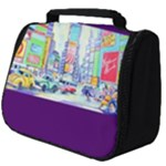 Time Square  Full Print Travel Pouch (Big)