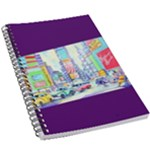 Time Square  5.5  x 8.5  Notebook
